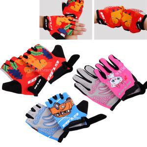 Toddler & Little Kids Bike Gloves Balance Pedal Bicycles Handlebar Mittens