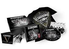 SCORPIONS Return To Forever 50th Anniversary Collectors Box 3 Cd, Vinyl 7 Usb