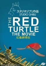 DVD Anime Studio Ghibli THE RED TURTLE Movie A Film + Free Shipping