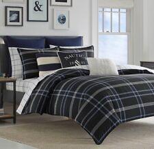 Nautica, 100% Cotton Allston Reversible Comforter 2 PC Bed Set, Twin