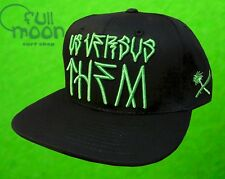 New US VERSUS THEM Sao Paulo Snapback Cap Hat