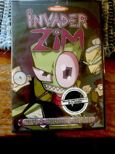 Invader ZIM - Progressive Stupidity: Vol. 2 DVD 2004 2-Disc Set Cult Classic NEW