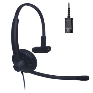 Everyday Monaural Noise Cancelling Headset