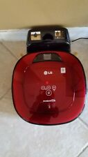 LG Electronics Robot Vacuum Cleaners Roboking Power on But Not Working Properly