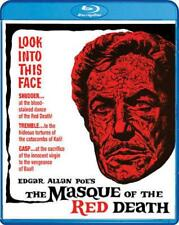 MASQUE OF THE RED DEATH NEW BLU-RAY DISC