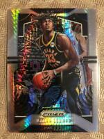 2019-20 Panini Prizm HYPER Silver #216 Myles Turner - Indiana Pacers