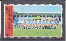 1971-1972 SUN SOCCERSTAMPS, 1ST DIVISION TEAMS, ALL MNH, TEAMS (M TO W)