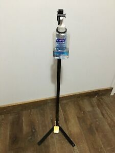 Hands Free foot Operated Sanitizer Soap Dispenser Stand