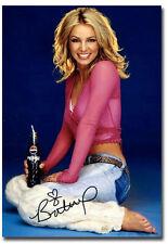 "Pepsi Cola Britney Spears Drink Fridge Magnet Size 2.5"" x 3.5"""