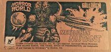 Metalunan Mutant Billiken Vinyl Model Kit (complete in box) Japan