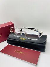 Cartier Ć Decor sunglasses Light Clear Lenses V400