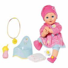 Zapf Elli Smiles Puppe mit Funktion und Emotionen 43 cm   Babypuppe ab 3 Jahre