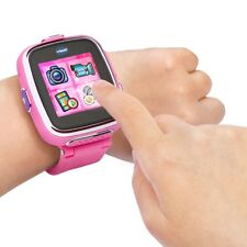 NEW **VTech Kids Smart CAMERA GIFT Watch Plus Electronic Toy - PINK VOICE RECORD