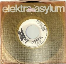BRADDOCK, Bobby  (I Did The Right Thing)  Elektra 46507 = PROMOTIONAL record