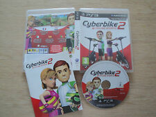 CYBERBIKE 2 CYCLING SPORT  *BIKE NOT INCLUDED* ps3 solous.