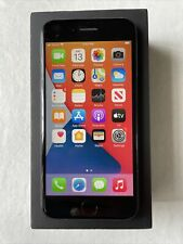 Apple iPhone 7 Unlocked Smartphone 128 Gb - Jet Black w/ Charger & Case⚡�📱