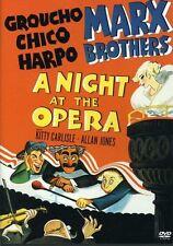Night at the Opera [DVD NEW]
