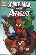 AMAZING SPIDERMAN & THE AVENGERS RARE NM WILLIAMS SONOMA GIVEAWAY PROMO VARIANT