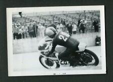 Flat Track YAMAHA Motorcycle Racing Motion Vintage 1968 Photo 466185