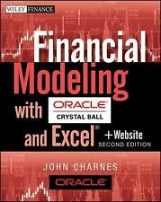 Financial Modeling with Crystal Ball and Excel by John Charnes Paperback Book (E
