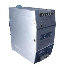 SOLA-HD SDN 4-24-100LP Power Supply 24V 3.8A 115/230VAC 50/60Hz SDN424100LP