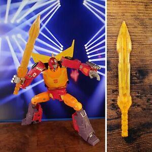 Hot Rod Sword of Primus Transformers Orange Studio Series SS86 upgrade TF-Lab