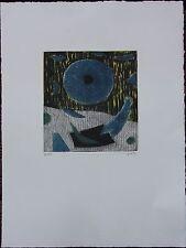Gravure etching Henri GOETZ signée numérotée tout petit tirage s/25 *