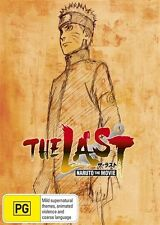 The Last - Naruto The Movie (DVD, 2015)