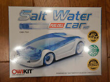 Owi Robots OWI-750 Salt Water Fuel Cell Car Kit Unassembled NW SEALED FREE SHIP