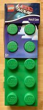 Lego The Lego Movie Green Pencil Case