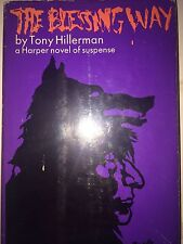 THE BLESSING WAY BY TONY HILLERMAN *SIGNED*FIRST ED*