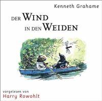 DER WIND IN DEN WEIDEN - ROWOHLT,HARRY  6 CD NEU GRAHAME,KENNETH
