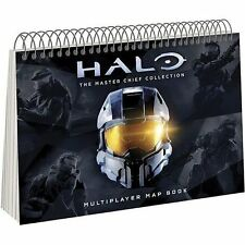 NEW Halo The Master Chief Collection Multiplayer Map Book