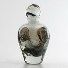 Jean Claude Novaro Glass - HAND BLOWN SIGNED GLASS VASE - One of a Kind
