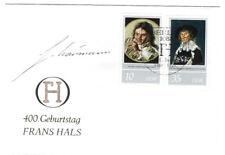 FDC1 400. Geburtstag Frans Hals