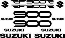 Suzuki RF900R Decal Set Motorcycle Stickers Vinyl Cut