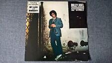 BILLY JOEL - 52nd STREET .     LP.