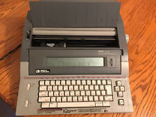 Smith Corona Pwp145 Portable Word Processor With 35 Disk Drive Working