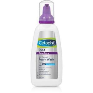Cetaphil Pro Acne Prone Oil Control Foam Wash 236ml