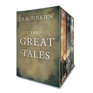 The Great Tales of Middle-Earth: Children of Hurin, Beren and Luthien, and the