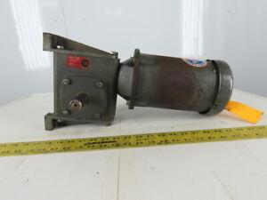 Baldor F-921-40-B5-6 3/4 Hp Gear Motor 40:1 Ratio 208-230/460V 3Ph