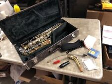 Yamaha YAS-23 Alto Saxophone good solid shape w/ case