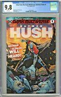 Tales from the Dark Multiverse Batman Hush #1 CGC 9.8 1st First Print Edition