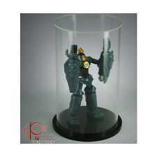 [NEW]Cylindrical Display Case 150 A type for, Action Figures, Dolls, Collectible