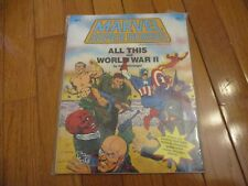 Marvel Super Heroes All This and World War Ii