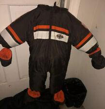 Reebok Cleveland Browns Snowsuit