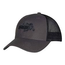 Ouray Sportswear Industrial Canvas Mesh Cap Hat North Dakota State Adjustable