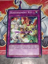 Carte YU GI OH RENVERSEMENT XYZ JOTL-FR078 x 3