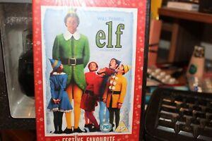 Elf (DVD, 2018)b/n seal