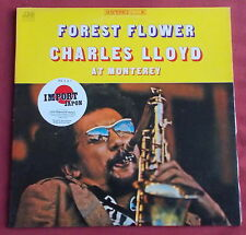 CHARLES LLOYD LP ORIG JAPON FOREST FLOWER AT MONTEREY